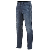 Alpinestars As Dsl Shiro Jeans Rinse Plus Blue