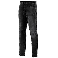 Jeans Alpinestars As Dsl Shiro Nero Overdyed