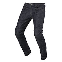 Alpinestars Copper Out Denim Pants Black Waxed