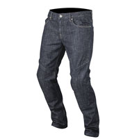 Alpinestars Copper Out Denim Pants Rough Blue
