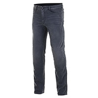 Jeans Alpinestars Copper V2 Plus Nero Faded