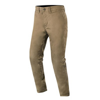 Alpinestars Jeans Motochino Marrone