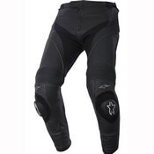 Alpinestars Missile Leather Pants Short