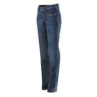 Jeans Alpinestars Stella Angeles Mid Tone Blu Donna