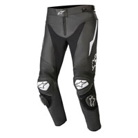 Alpinestars Track V2 Leather Pants White