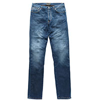 Jeans Blauer Gru Bleue Stonewashed