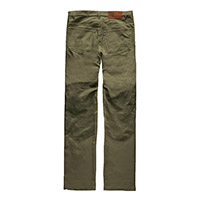 Blauer Kevin 5 Pocket Canvas Jeans Green