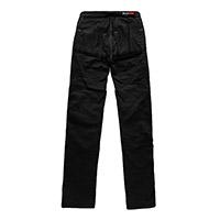 Jeans Blauer Stuart Cargo Canvas Noir