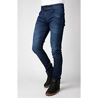Bull-it Icon 2 Slim Short Jeans Blue