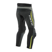 Dainese Alpha Perforated Leather Pants Yellow