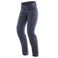 Dainese Casual Regular Lady Jeans Blue