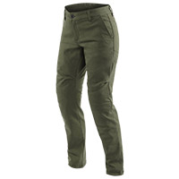 Dainese Chinos Lady Jeans Olive