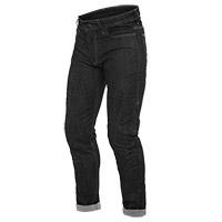 Dainese Denim Slim Jeans Black