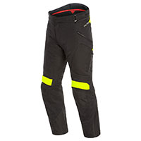 Dainese Dolomiti Gore-tex Pants Black Yellow Fluo