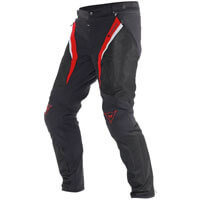 Dainese Drake Super Air Tex Pants Red