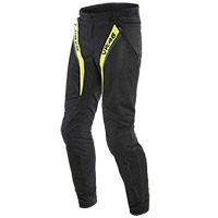 Dainese Vr46 Grid Air Pants Black Yellow