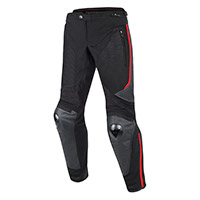 Dainese Mig Leather-tex Pants Rosso