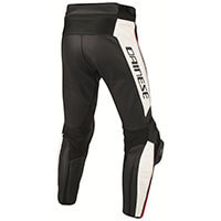 Dainese Misano Perforated Leather Pants Rosso