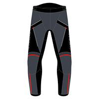 Pantaloni Dainese Tempest 3 D-dry Nero Lava Rosso