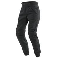 Pantalon Femme Dainese Trackpants Noir