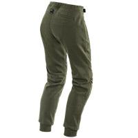 Pantalon Femme Dainese Trackpants Olive