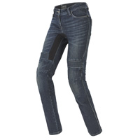Spidi Furious Pro Lady Denim Jeans Blue