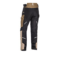 Pantaloni Ixon Eddas Sabbia Marrone Nero