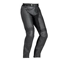 Pantalones de cuero Ixon Hawk negro