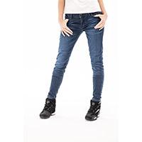 Jeans Donna Ixon Judy Medium Blu Donna