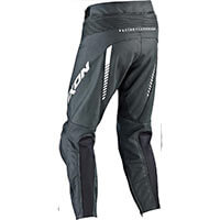 Ixon Pantalone In Pelle Fighter Uomo Nero