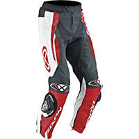 Ixon Vortex Trousers Black White Red