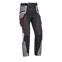 Pantaloni Ixon Ragnar Nero Grigio Rosso