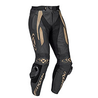 Pantalones de cuero Ixon Vortex 2 negro