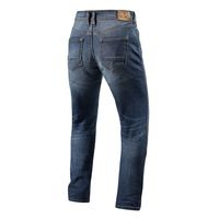Jeans Moto Rev'it Brentwood Blu
