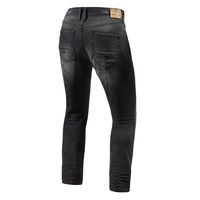 Jeans Moto Rev'it Brentwood Grigio