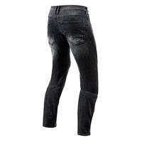 Rev'it Moto Jeans Short Black