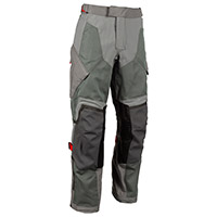 Klim Baja S4 Pants Cool Grey Redrock