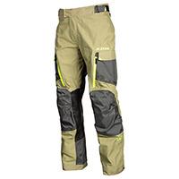 Pantaloni Klim Carlsbad Sage Hi-vis