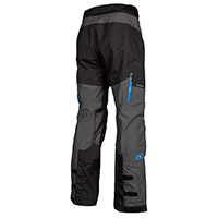 Klim Traverse Pants Black Kinetik Blue