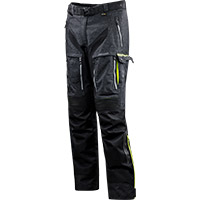 Ls2 Nevada Lady Pants Black Yellow
