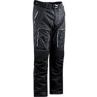 Ls2 Nevada Pants Black Hi-vis Yellow