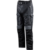 Ls2 Nevada Pants Black Grey