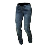 Macna Jenny Lady Short Jeans Blue