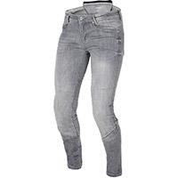 Macna Jenny Lady Short Jeans Grey