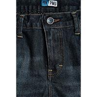 Jeans PMJ CafeRacer Legend Damen blau - 3