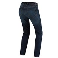 Pmj Cafe Racer Legend Lady Jeans Blue