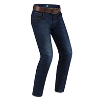 Jeans Pmj Deux Worker Long Blu