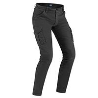 Jeans Cargo Pmj Santiago Grigio