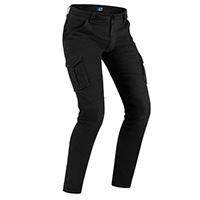 Pmj Santiago Jeans Cargo Black