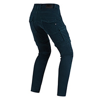 Jeans Pmj Santiago Zip Blu Navy